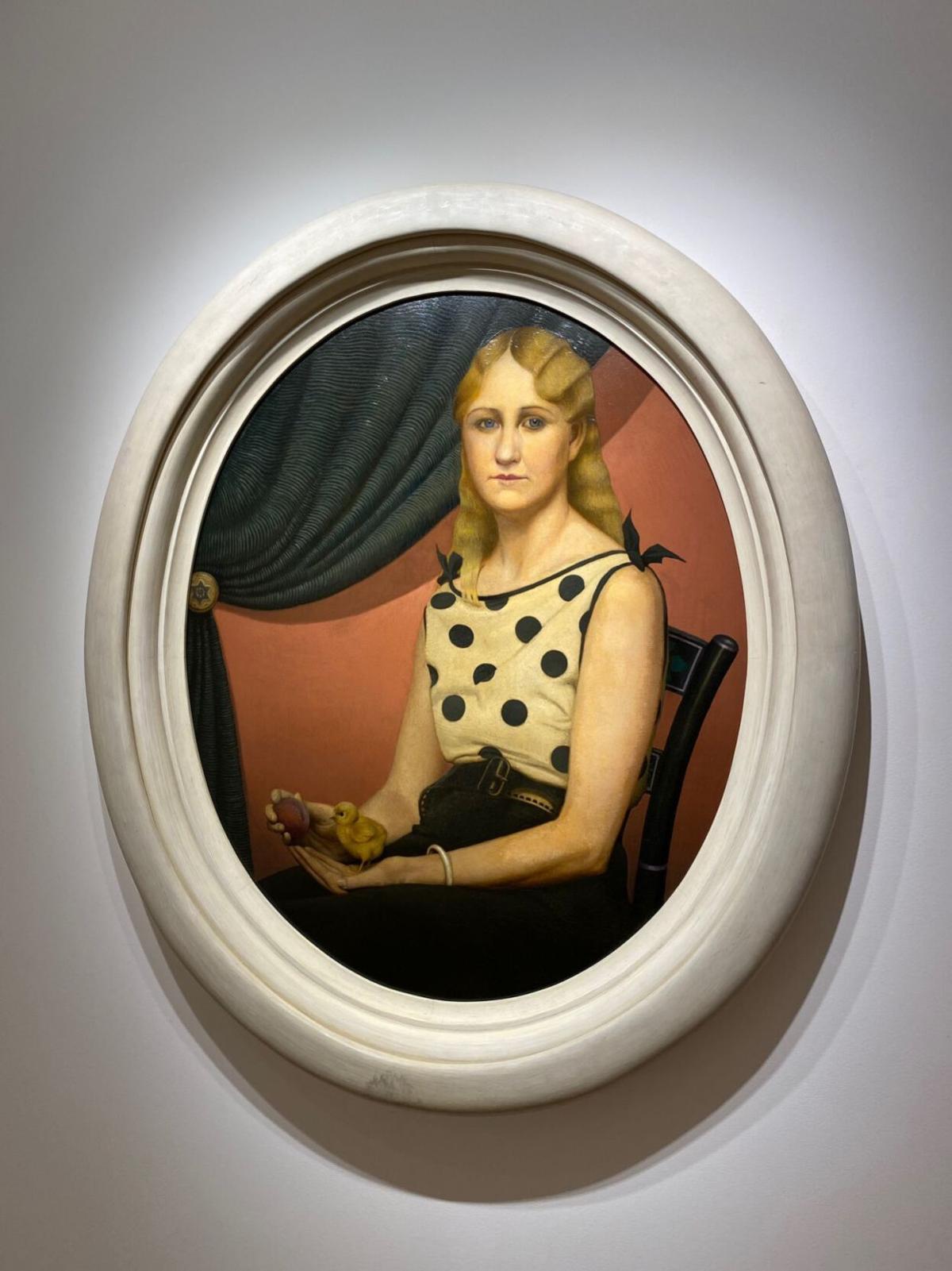 Portrait of Nan