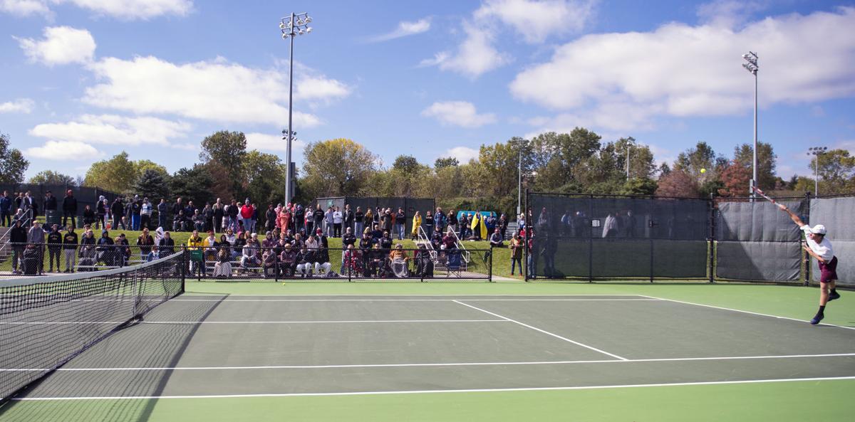 Boys state tennis tournament, 10/11/18