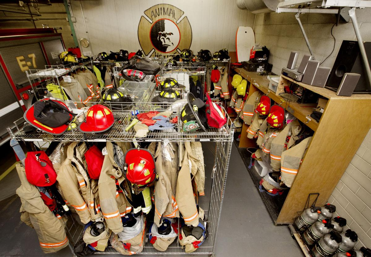 New stations will better protect firefighters' health