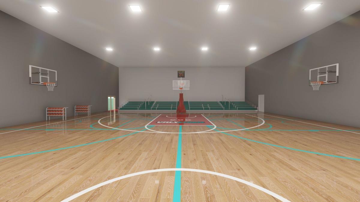 VRLY Storm Basketball