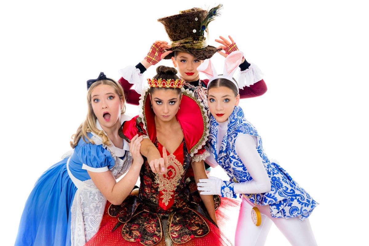 'Alice in Wonderland' ballet cast