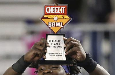 Cheez It Bowl Football