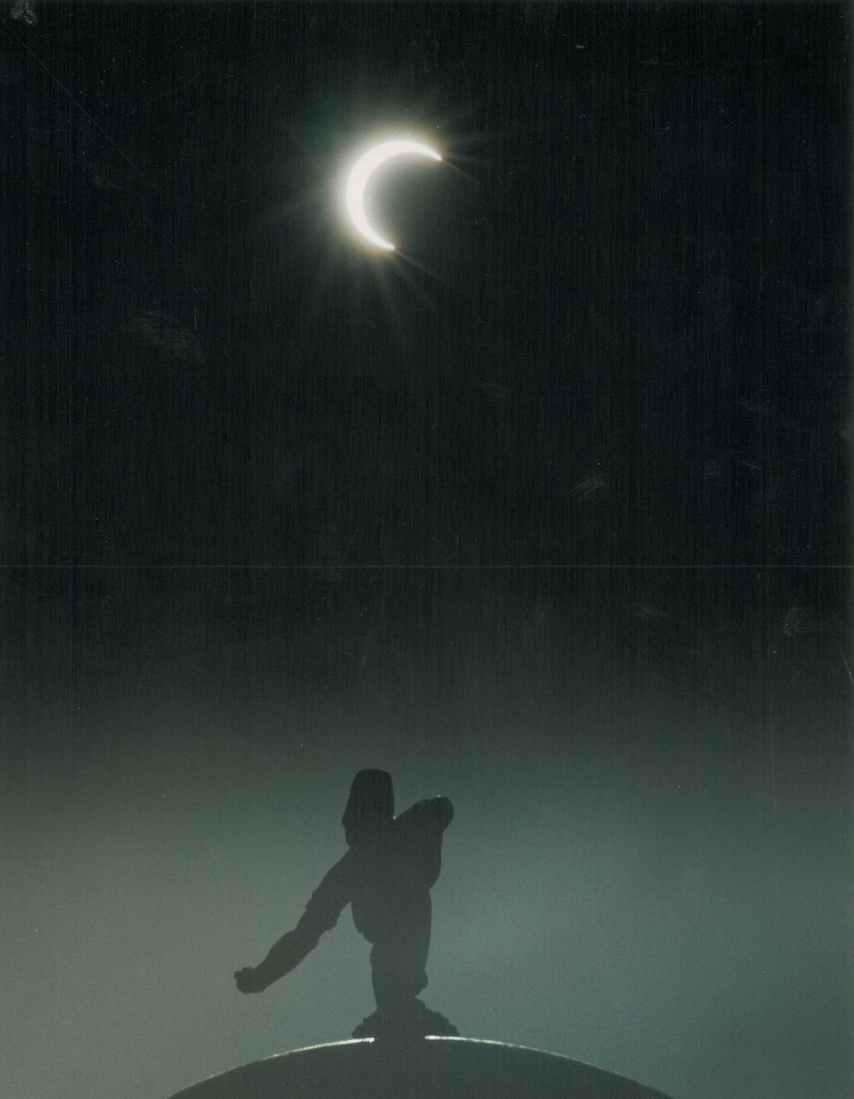1994 eclipse