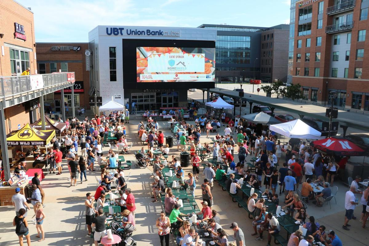 Over 900 attendees at WingFest
