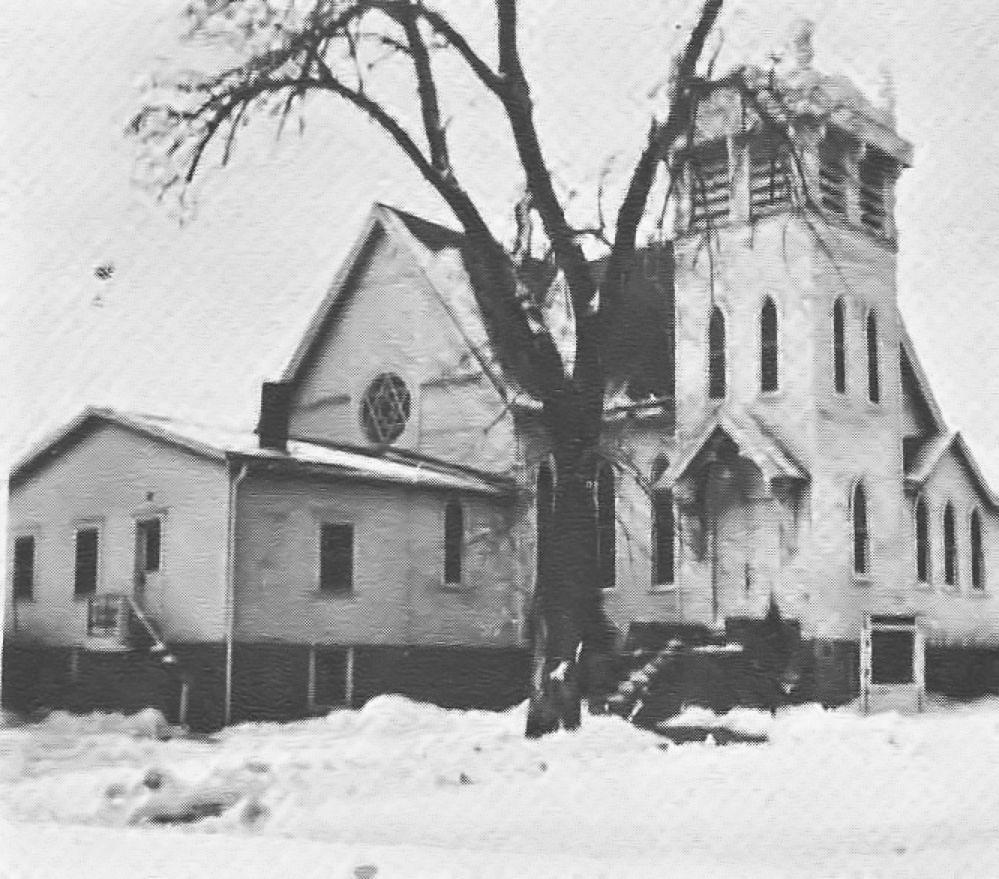 Original Havelock United Methodist Church