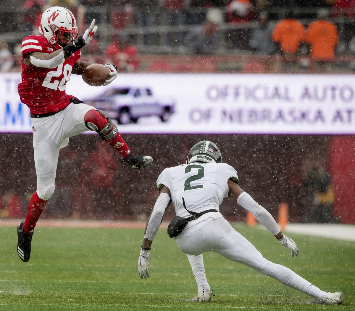 No touchdowns, no problem: Huskers rally for snowy senior ...