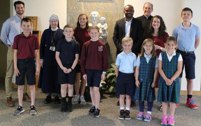 St. Joseph Student Council raises $3K for well in Nigeria