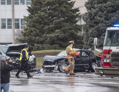 Police Driver In Fatal Crash Lost Control Going 65 Mph On O Street