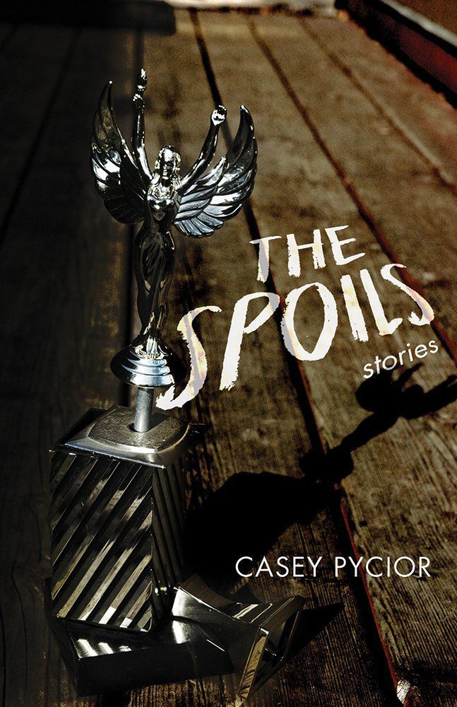 The Spoils book cover