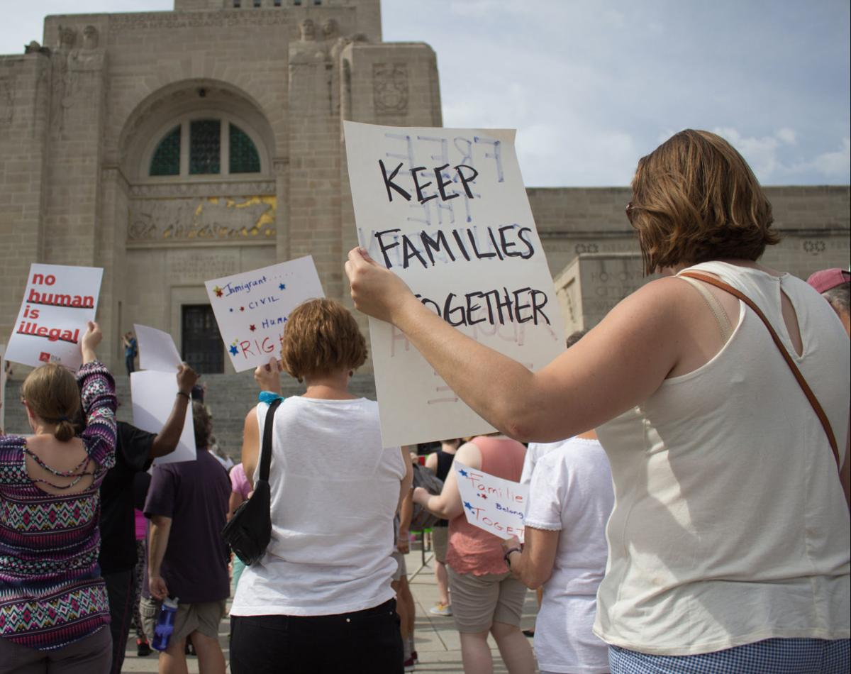 Families Belong Together Rally 4