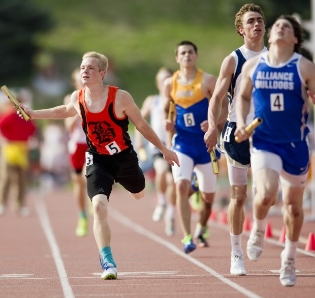 Track Winner: State Track Results, Day 2