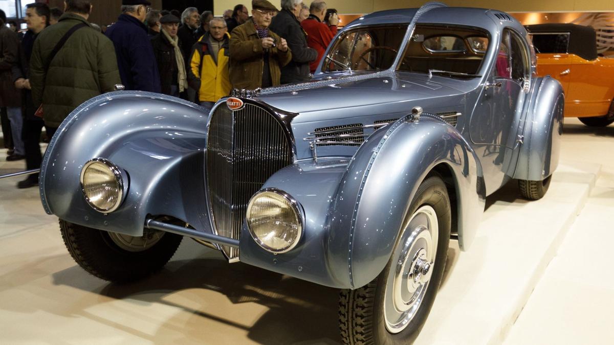 Bugatti SC Atlantic