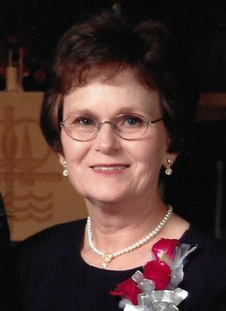 Peggy Ann (Kluver) Johnson