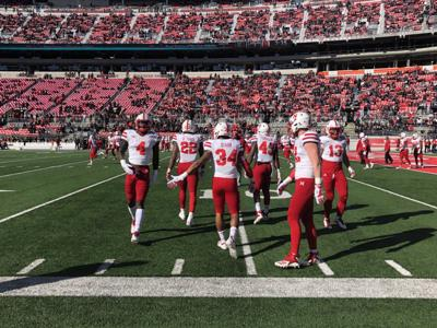 Nebraska at Ohio State -- Breon Dixon