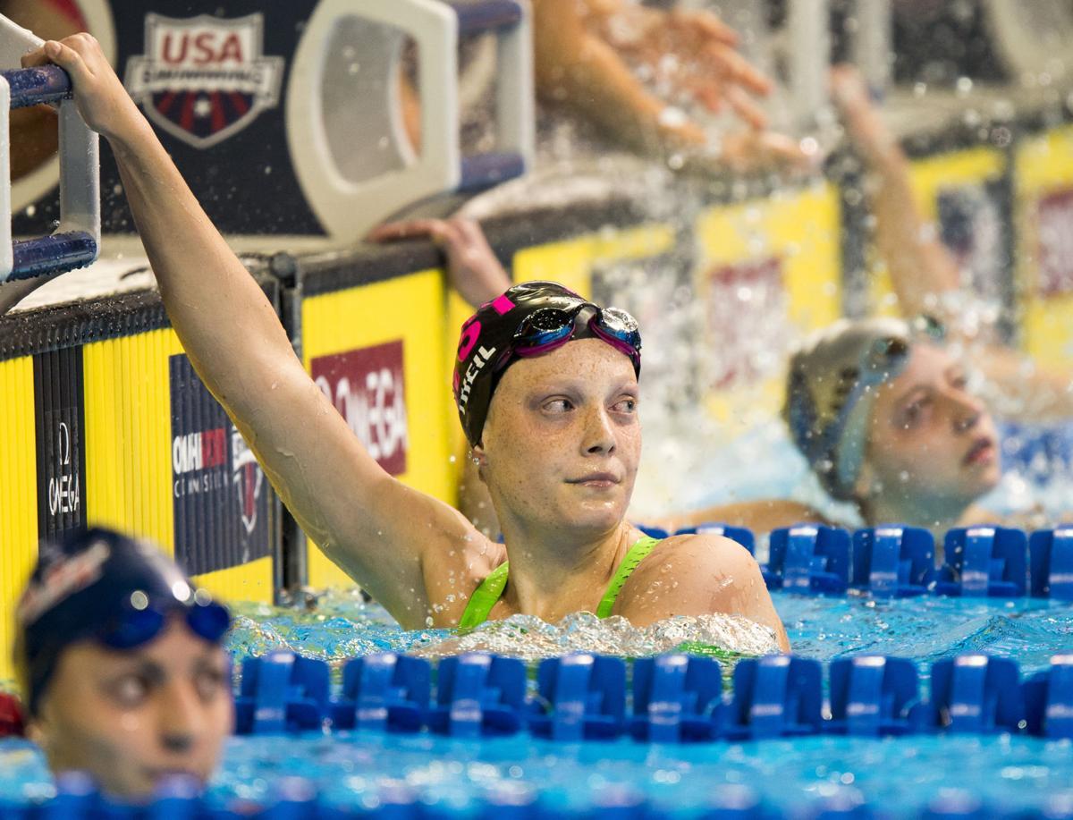 U.S. Olympic Swimming Trials Preliminaries, 6.28.16