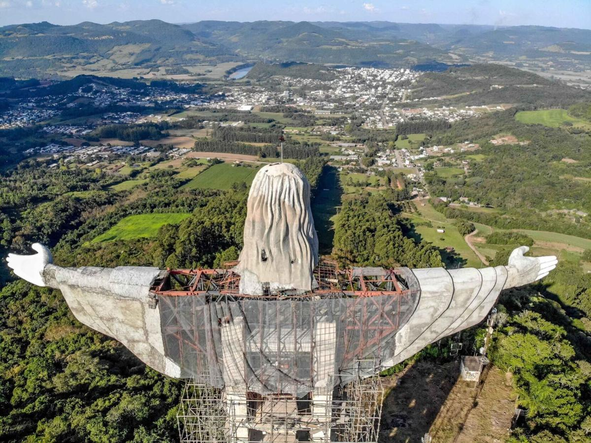 Brazil is building a new statue of Jesus — and it's going to be bigger than Rio's
