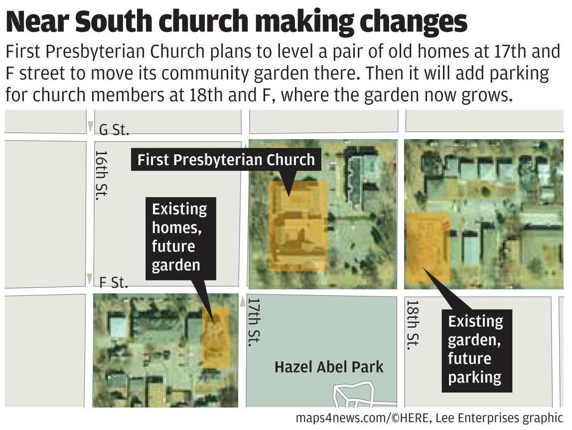 Near South church