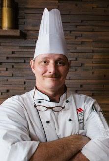 Bill Wilkinson, Cornhusker executive chef