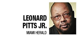Leonard Pitts Jr.
