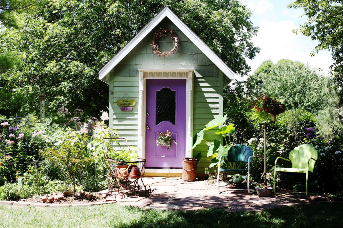 She Sheds Are Getaway Space For Women Home And Garden