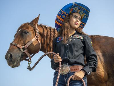 Melissa Armendariz - Rodeo, 7.20 -