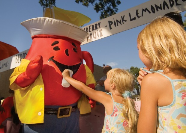 Oh Yeah Hell Be At The 15th Annual Kool Aid Days In Hastings This Weekend