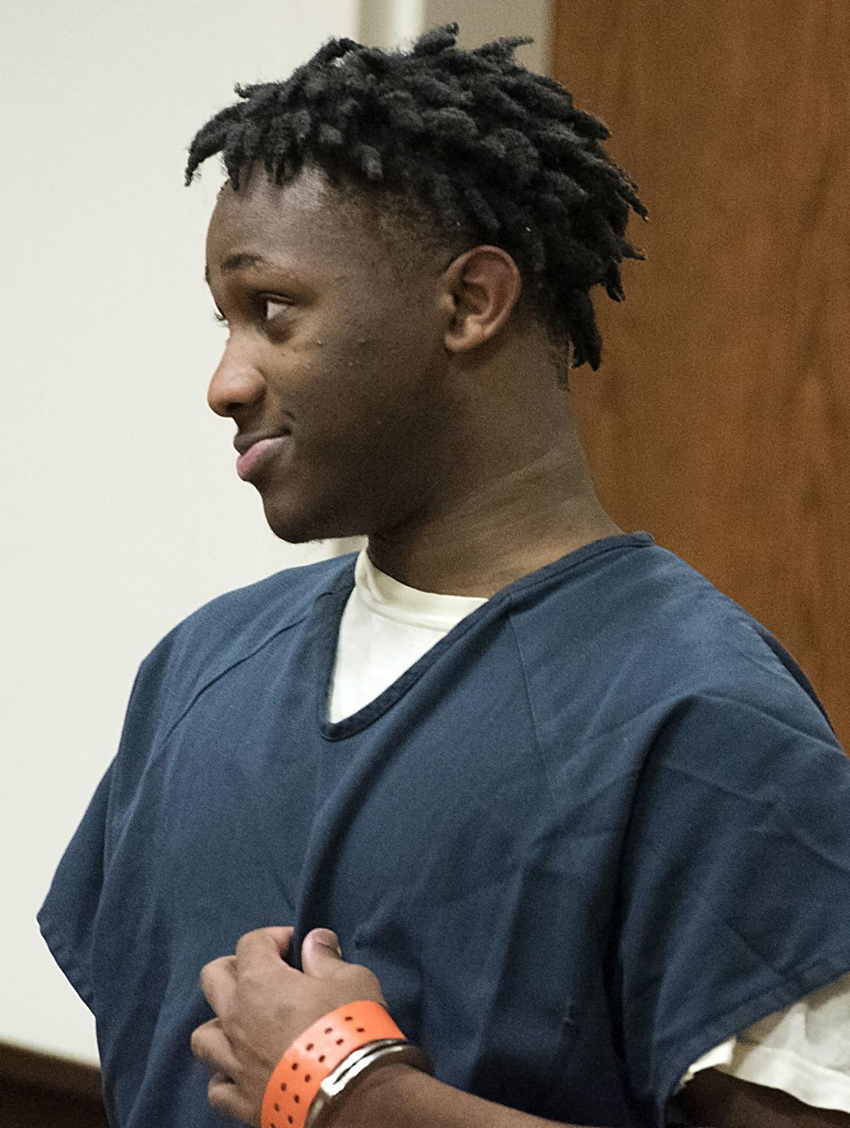 Natavian Morton sentencing