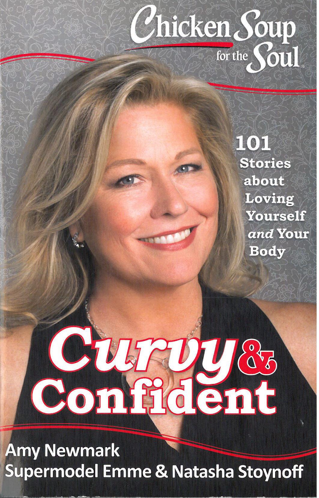 Curvy & Confident book cover