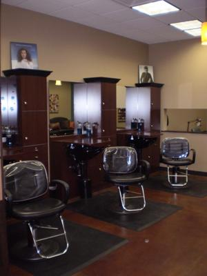 Cut & Style Stations