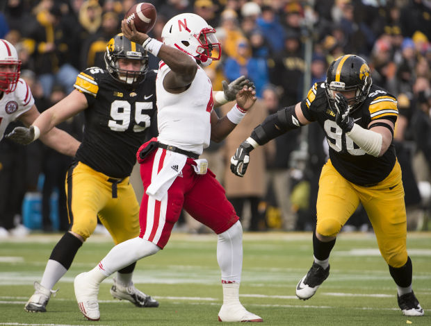 Nebraska vs. Iowa, 11.28.14