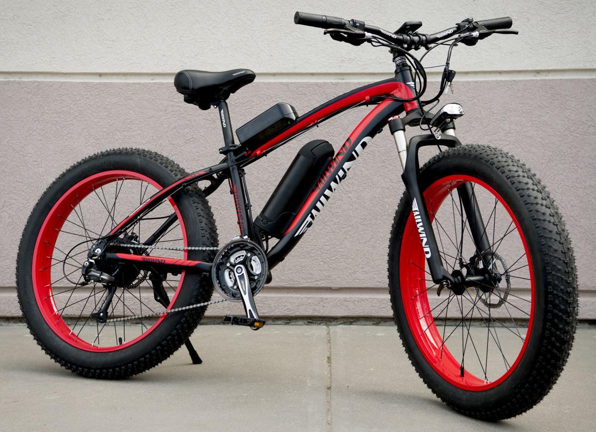 E-Bikes, 4.17