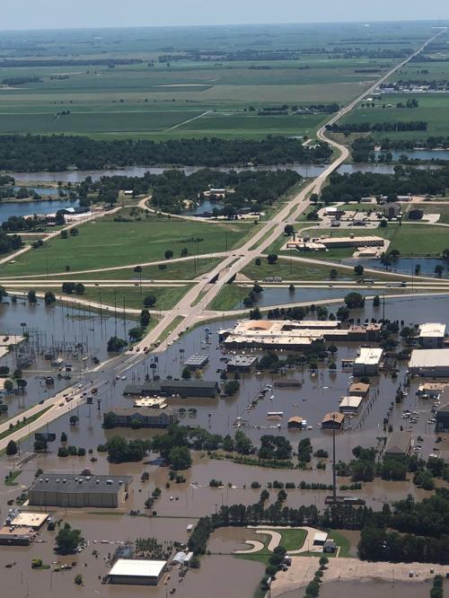 Kearney Flooding