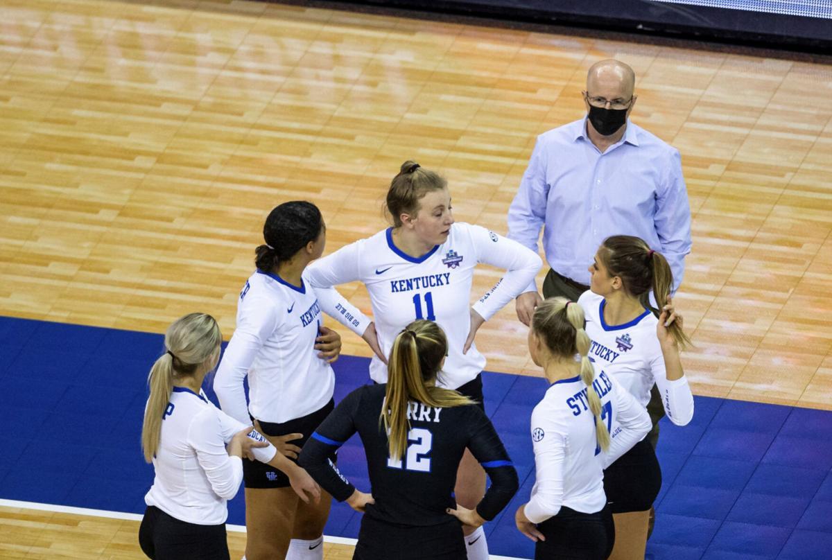 NCAA Kentucky Washington Volleyball