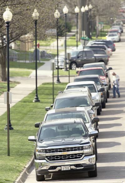 Capitol parking
