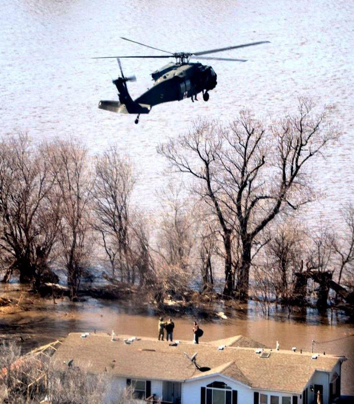 Arlington rescue