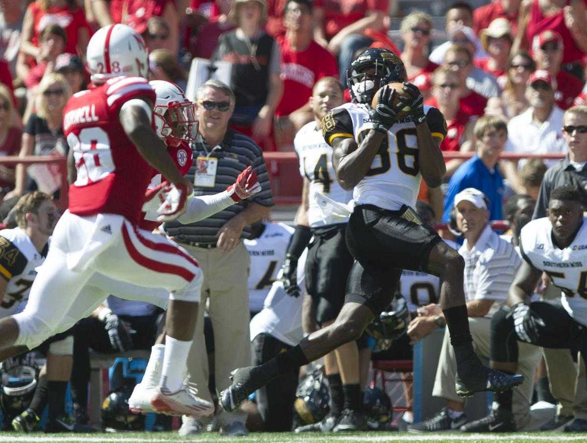 Southern Miss vs. Nebraska, 9.26.15