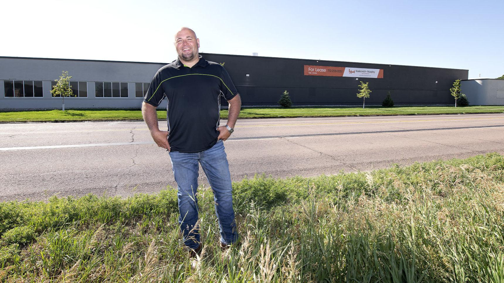 Watch Now: Former Metz Baking Co. plant rehabilitated by Sioux City developer