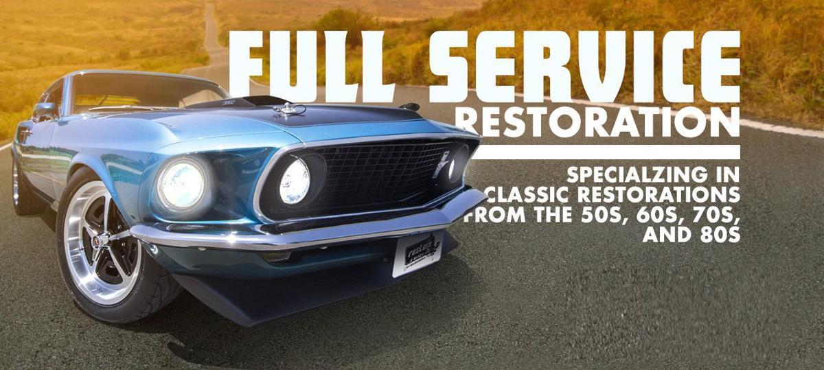 Restore A Muscle Car | restoration | muscle car | Lincoln, NE ...