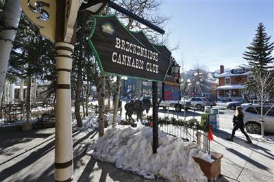 Colorado resort towns worry over pot perception