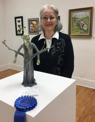 Reida Wrenholt, Best of Show winner