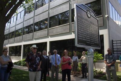 Mari Sandoz historical marker