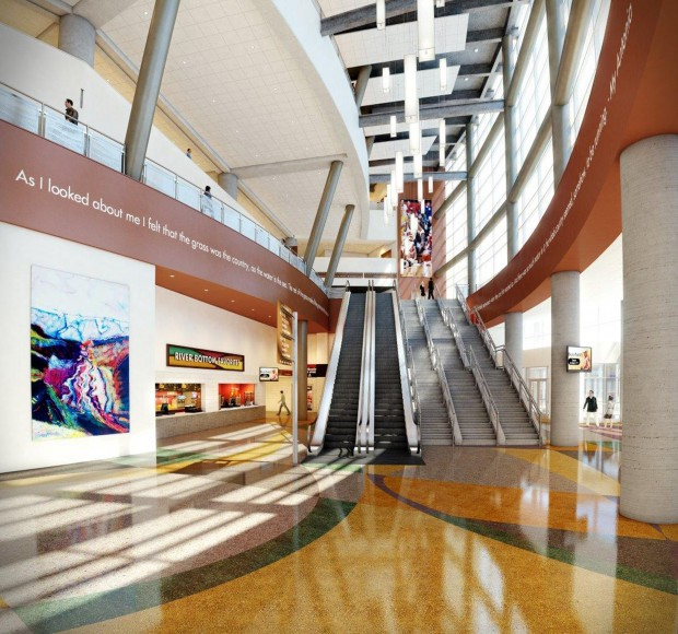 Board Says Yes To Terrazzo Floors In Arena Pinnacle Bank