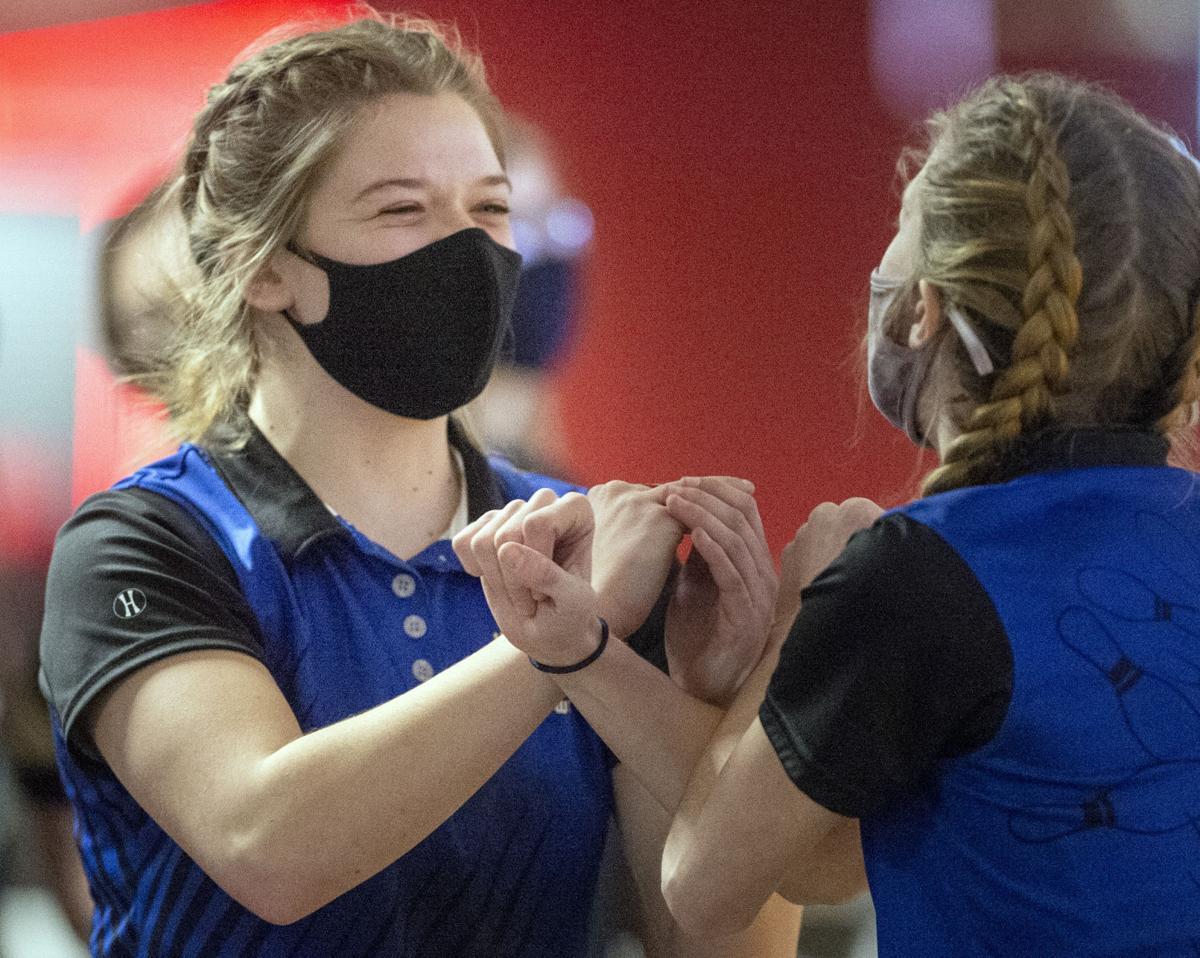Girls state bowling, 2.10