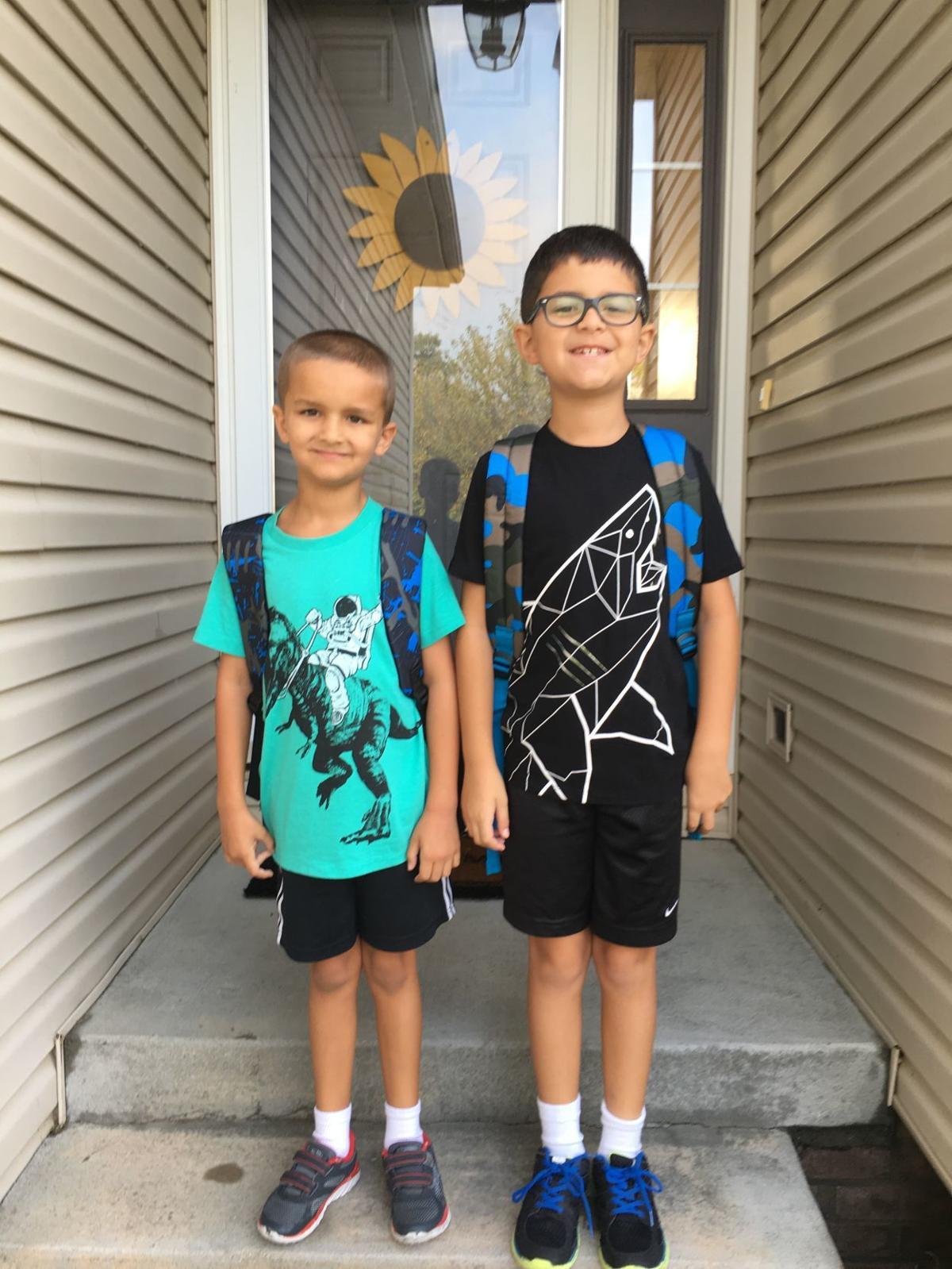 Zachary and Brady Durban