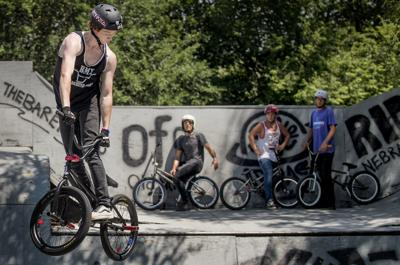 Cornhusker State Games - BMX Freestyle, 7.21.18