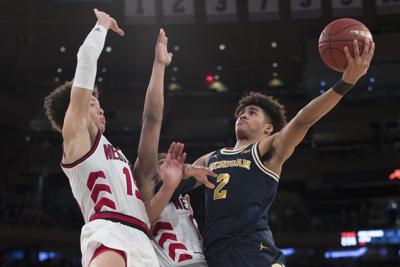 B10 Michigan Nebraska Basketball