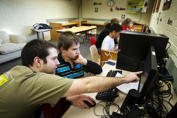 Nebraska Global volunteers