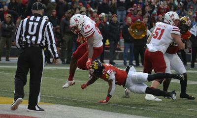 Nebraska at Maryland, 11.23