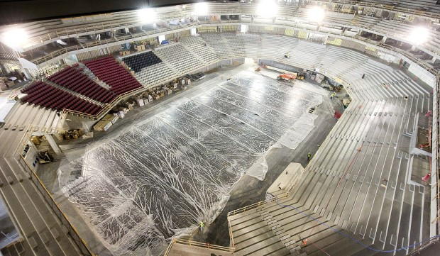 Countdown Six Months To First Arena Concert Local