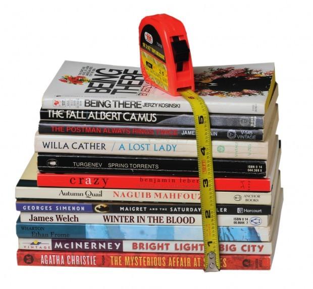 Get The Skinny On Skinny Books Entertainment Journalstar